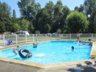 Camping Les Bords Du Guiers - Camping Savoie - Image N°2