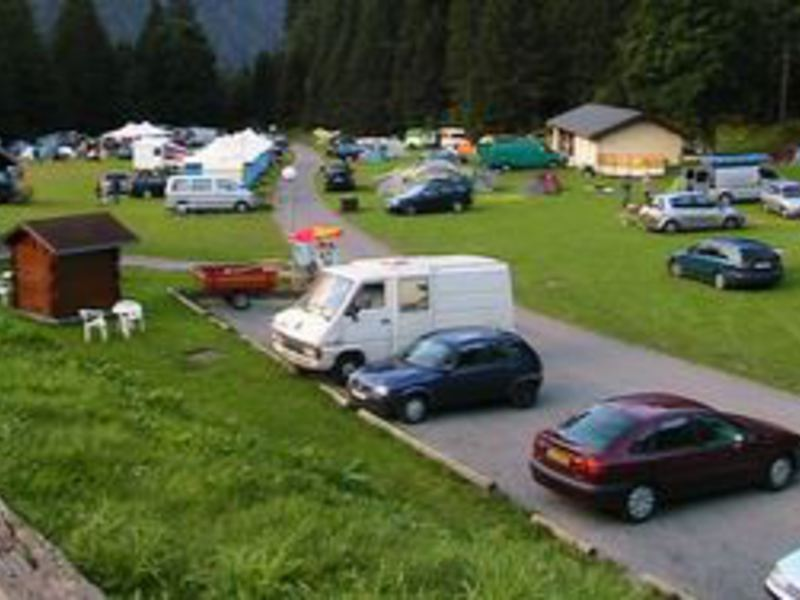 Camping Chalet Pierre Semard - Camping Haute-Savoie