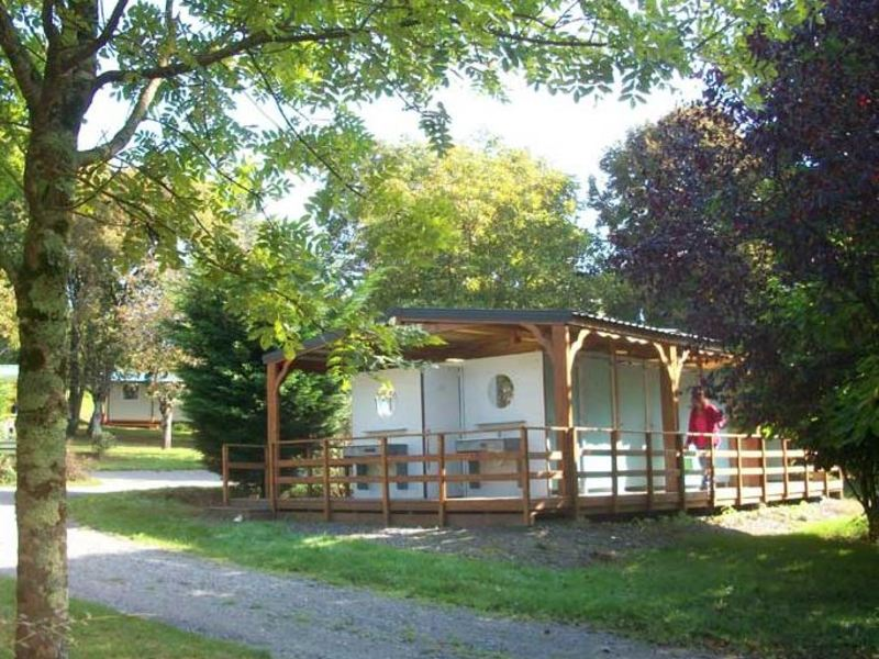 Camping L'oasis du Berry, 4* - 12