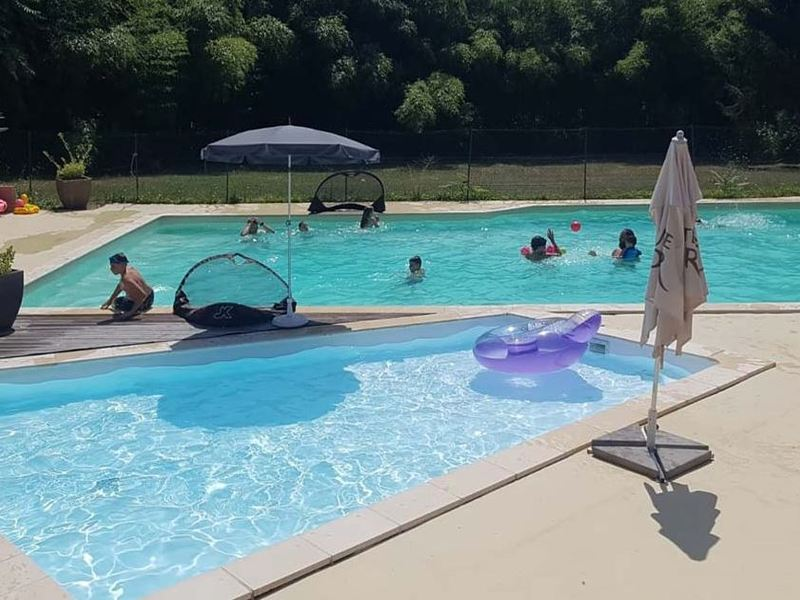 Camping L'oasis du Berry, 4* - 2