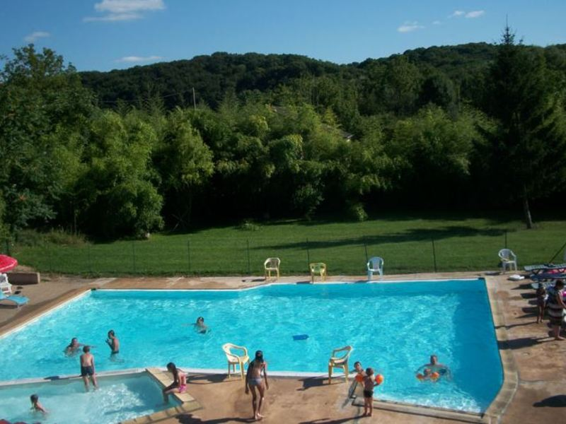 Camping L'oasis du Berry, 4* - 4
