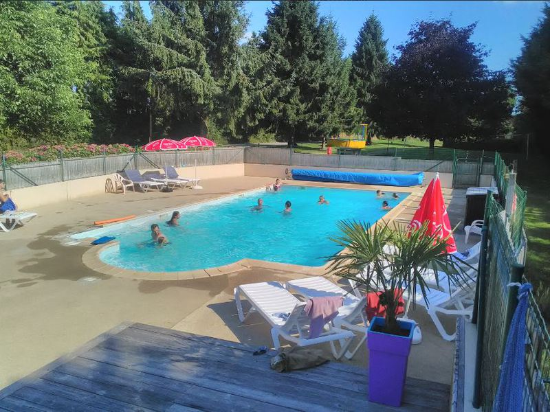 Camping De Locouarn - Camping Finistere