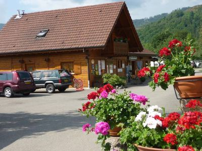 Flower Camping les Bouleaux - Camping Haut-Rhin - Image N°9