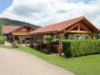 Flower Camping les Bouleaux - Camping Haut-Rhin - Image N°11