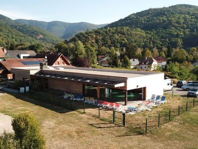 Flower Camping les Bouleaux - Camping Haut-Rhin - Image N°2