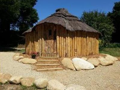 Camping Celtic village - Camping Finistère