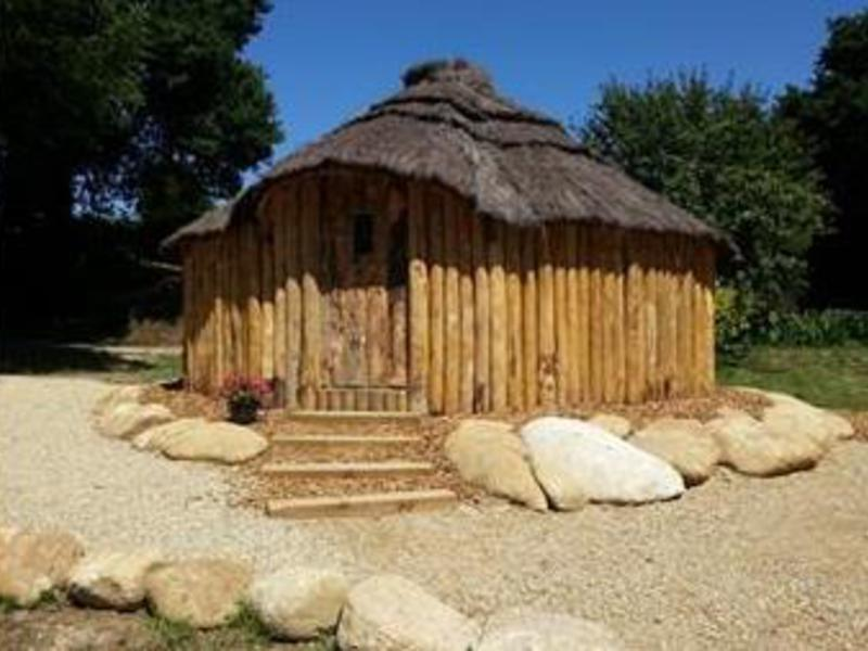 Camping Celtic village - Camping Finistere