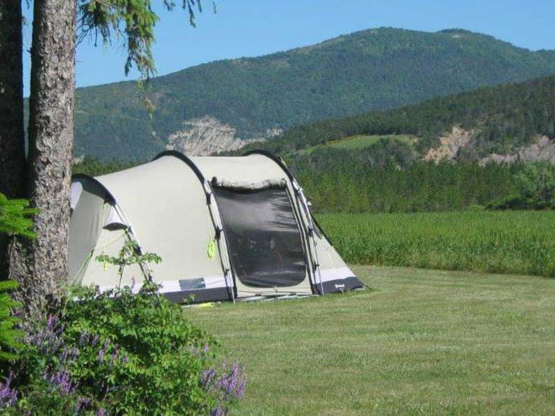 Camping aire naturelle La Source - Camping Finistere