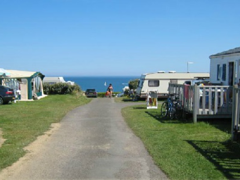 Camping Bellevue Saint Quay Portrieux - Camping Cotes-Armor