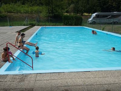 Camping du Plan Incliné - Camping Moselle