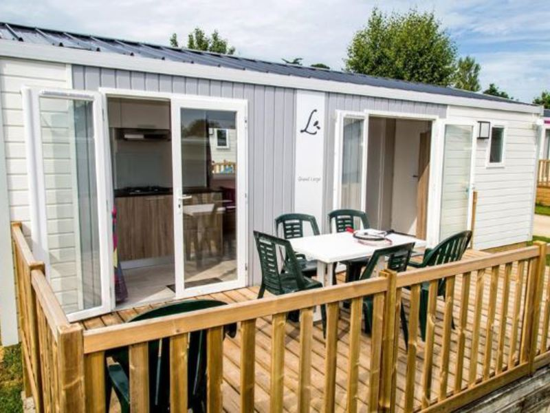 MOBILHOME 6 personnes - Grand Large