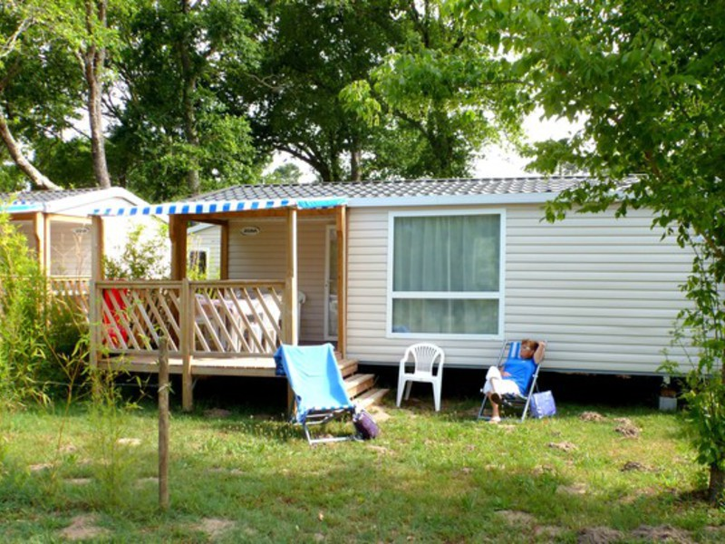 MOBILHOME 6 personnes - Cosy 2 Ch. 4/6 Pers.