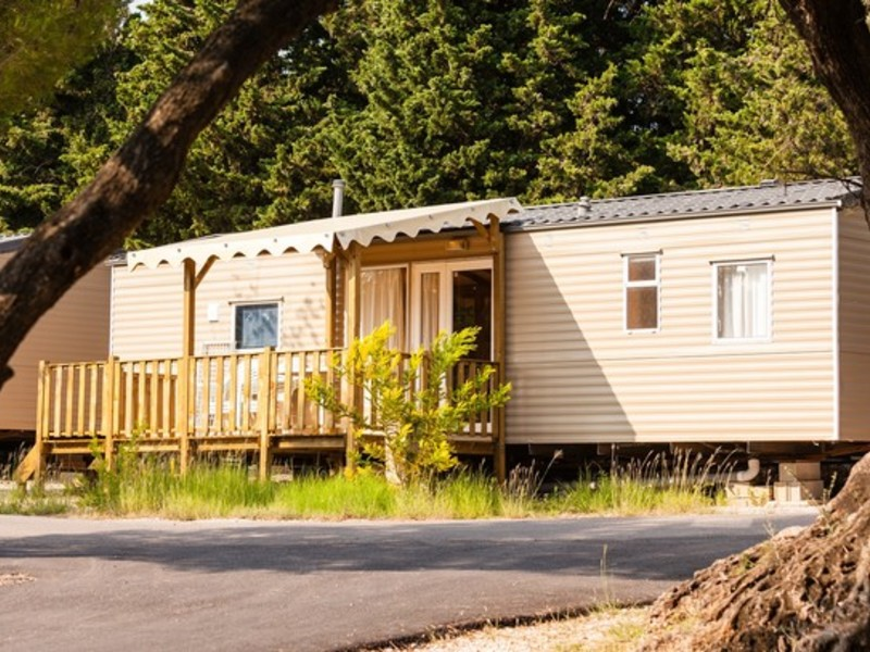 MOBILHOME 6 personnes - Family + 3 chambres