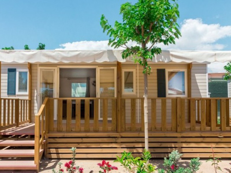 MOBILHOME 6 personnes - Easy Clim. 3 Ch. 6 Pers.