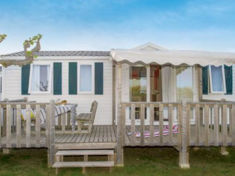 MOBILHOME 6 personnes - (I6P3) Cosy