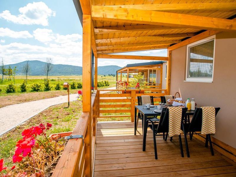 Camping Big Bear Plitvice Resort - Camping Kvarner