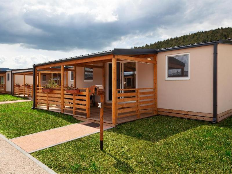 MOBILHOME 4 personnes - Famille Luxe