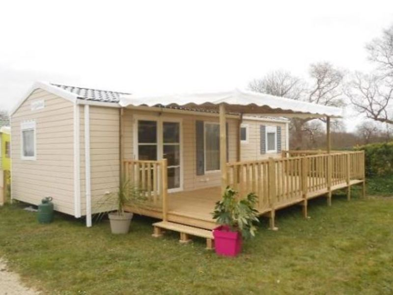 MOBILHOME 6 personnes - Rapidhome Lodge 90 - 3 chambres (2017)