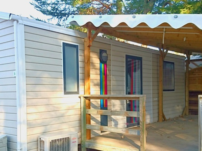 MOBILHOME 6 personnes - 4/6 PLACES