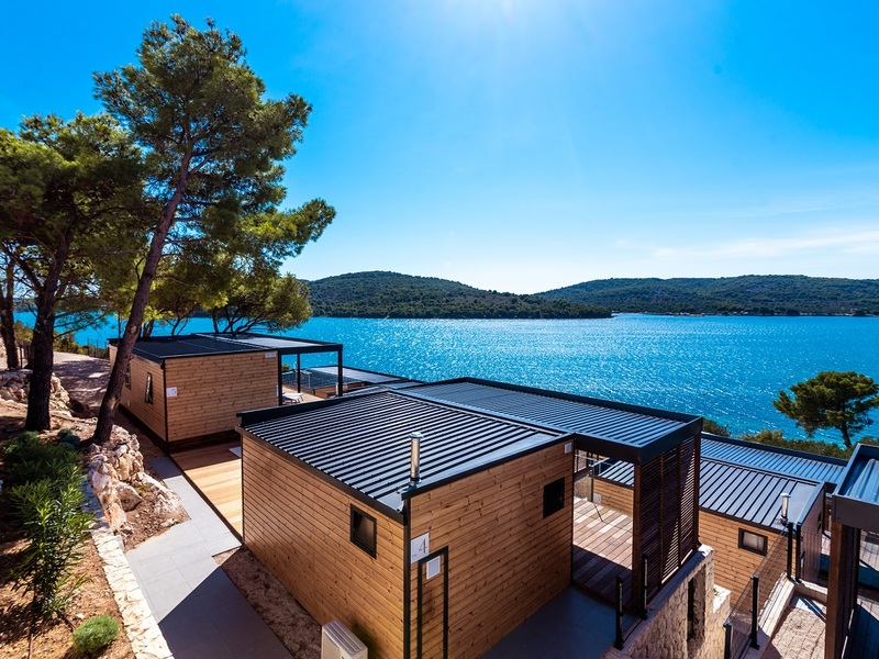 Camping Olivia Green - Camping Dalmatie centrale
