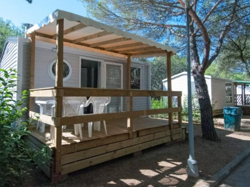 MOBILHOME 4 personnes - LUXE
