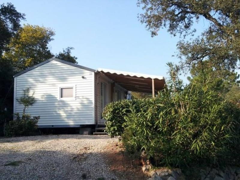 MOBILHOME 5 personnes - Cottage B - 2 chambres - Climatisation - 30m²