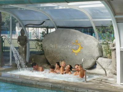 Camping Le Spa Natura Resort